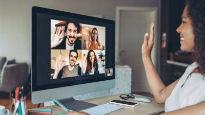 How to Show Your Presence in Online Classrooms